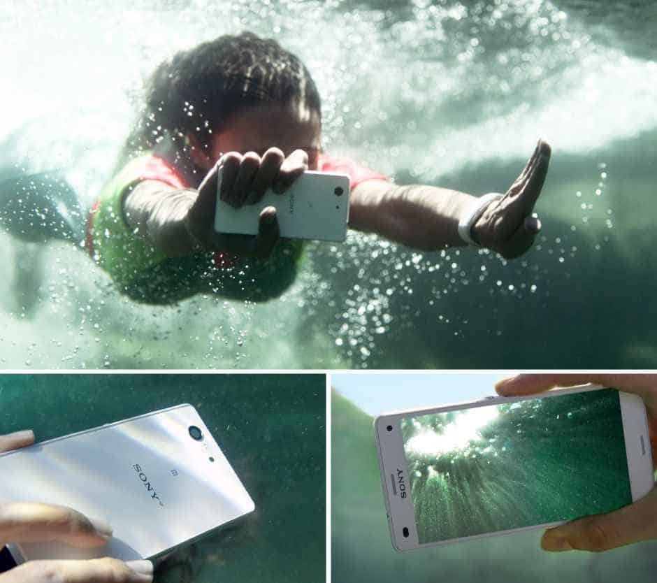 hot sale online 84667 693d1 Sony Xperia Z3 Compact – Best phone for Photographers – Tech Geekers