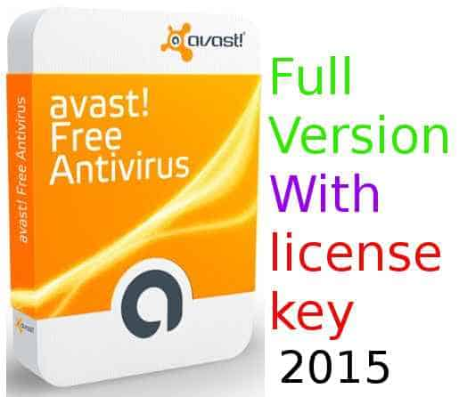 Free Avast Antivirus for 1 year Official Promotion deal
