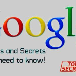 Google tricks & secrets
