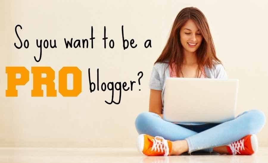Top 5 Qualities of a Professional Blogger