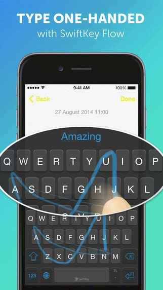 Top keyboard apps for iOS 8 device