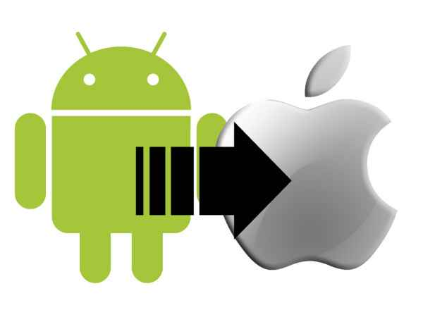 Android in Iphone