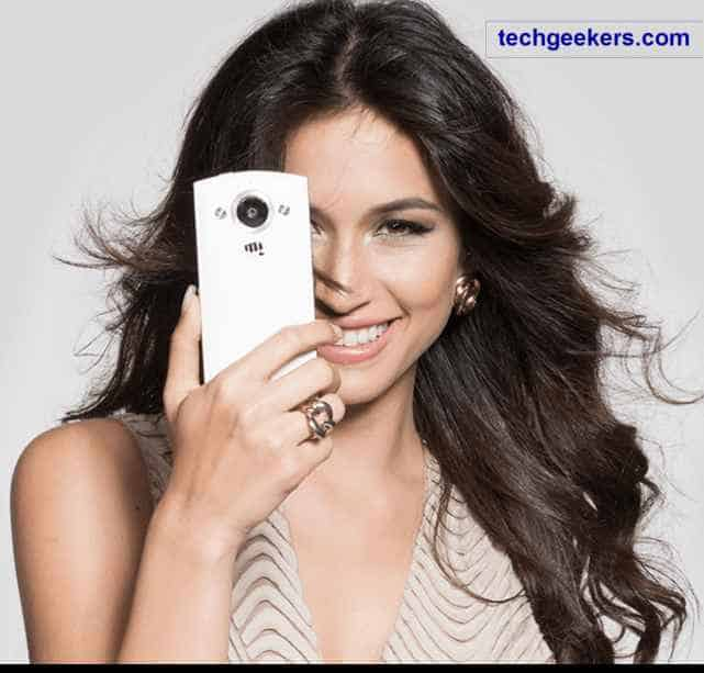 Micromax Canvas Selfie comes with 13 MP front and rear camera 1