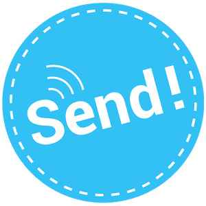 Send File Transfer Android app