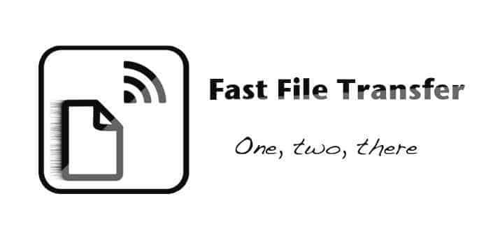 fast file transfer app