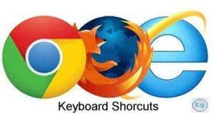 15 most Useful Keyboard Shortcuts that works on all browsers