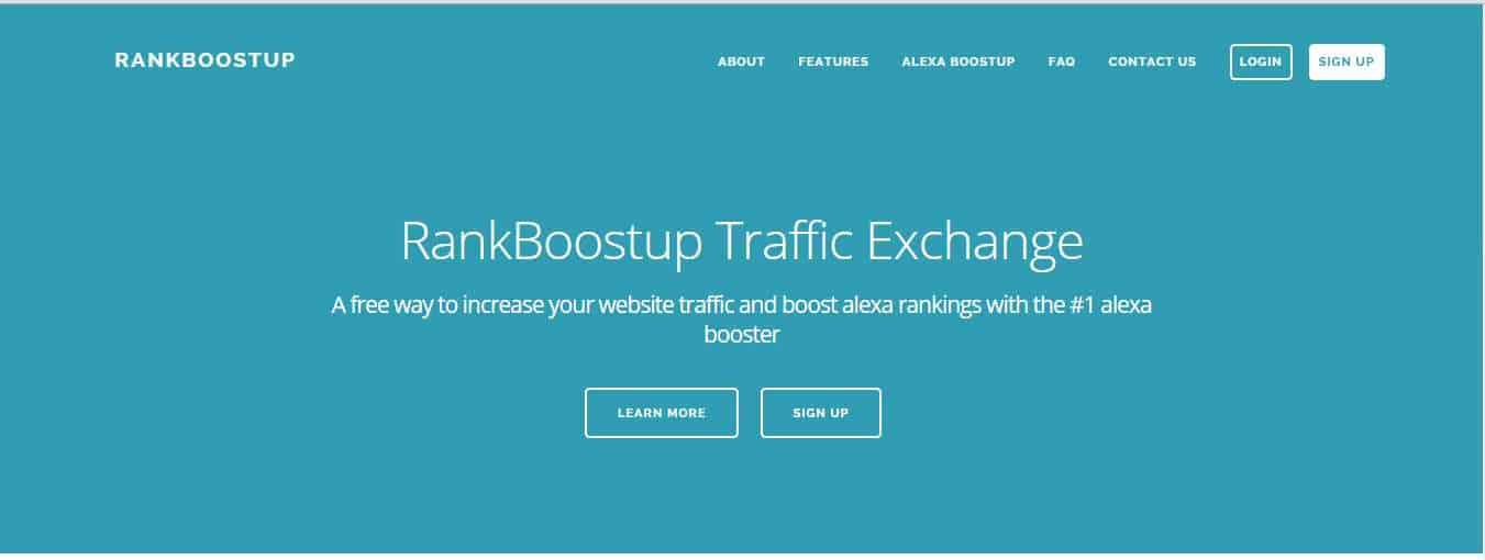 Alexa Rank-Boost Up