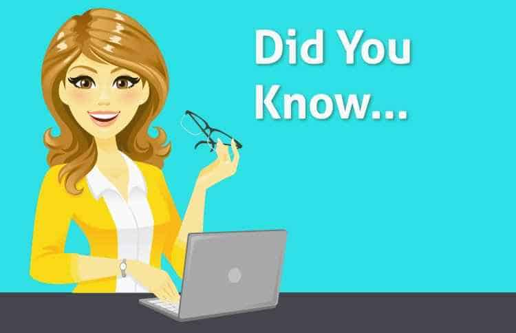 Intresting computer facts, amazing, funny, unkown
