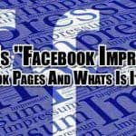 facebook-Impressum-how to add examples
