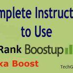 Alexa Boostup Tool TechGeekers