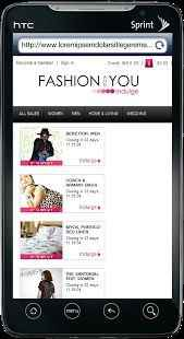 Fashion and you- a must have shopping apps