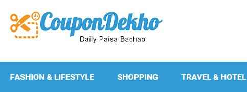 Coupondekho Review: Switch to Online Shopping for Saving Money