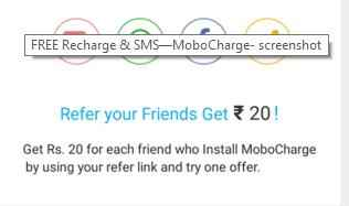 Mobocharge refer your friend