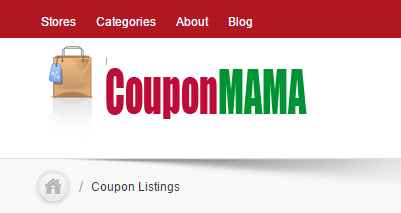 CouponMama Review: Plentiful Online Merchant Coupons 1