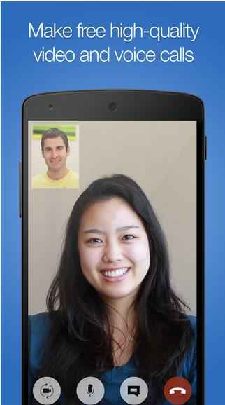 video calling in imo