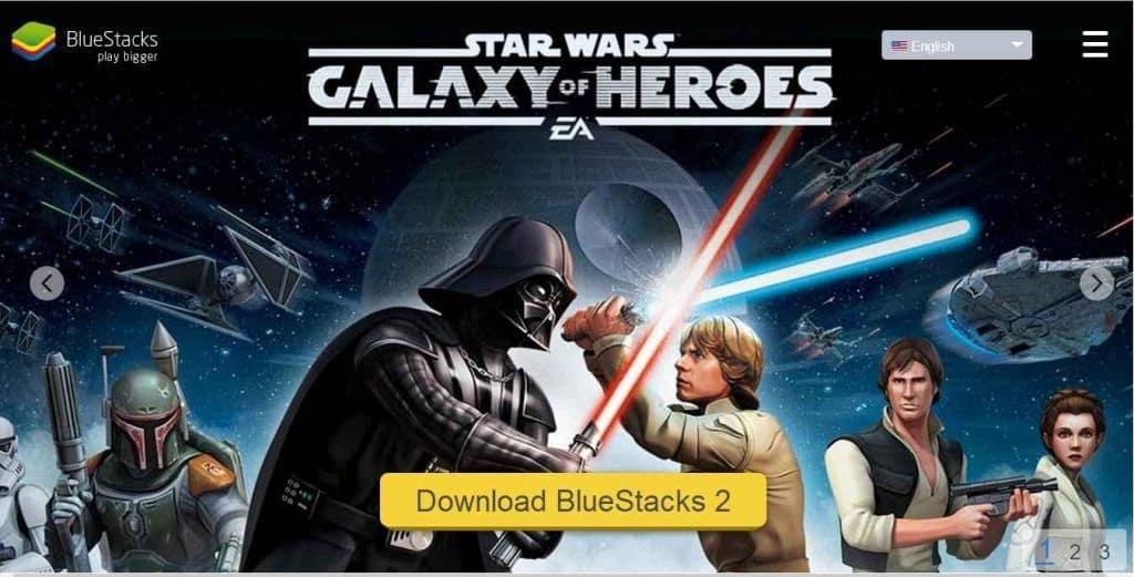 BlueStacks App Player Windows