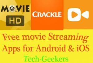 Best Free Movie Streaming Apps For Android and iOS| Stream movie online