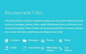 Recover Your Lost Data With WonderShare Dr. Fone Android Recovery Tool