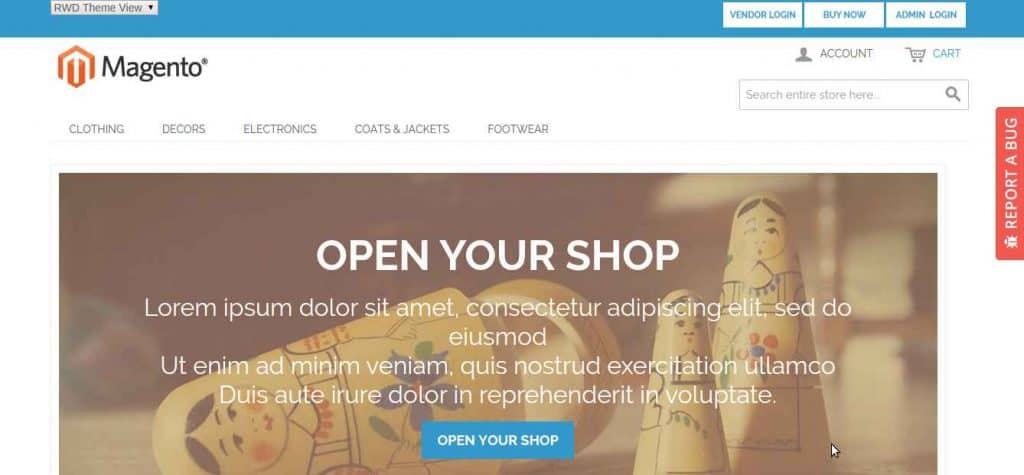 Webkul multi- vendor extension