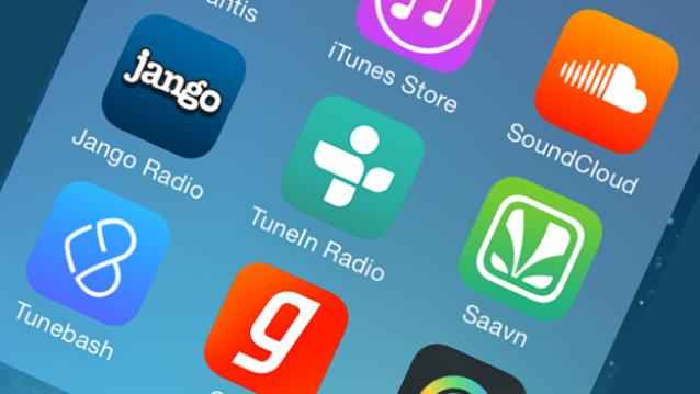 music streaming apps for android and ios