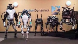 Know all about Boston dynamics latest Atlas robot