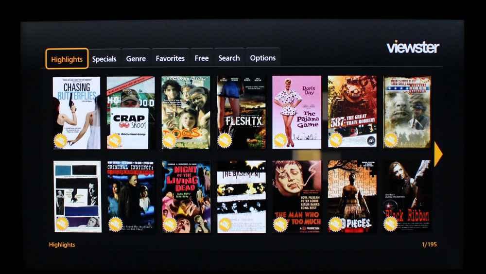 viewsterpanasonic movie streaming