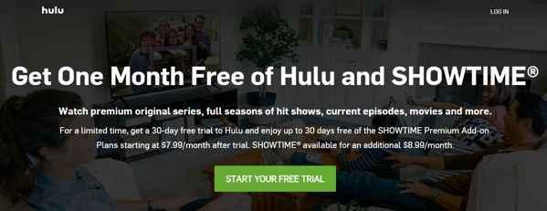 Hulu for Anime