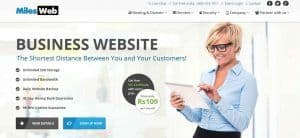 MilesWeb Review: Fastest Growing Web Hosting Company of India