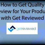 Get Reviewed banner image