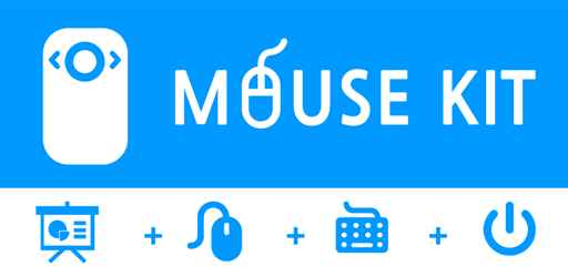 Mousekit use your phone as a remote