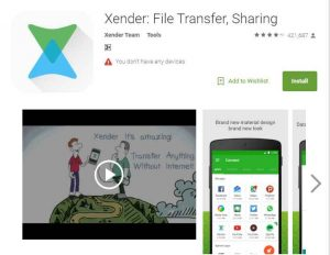 SHAREit vs Xender – Which one is better?