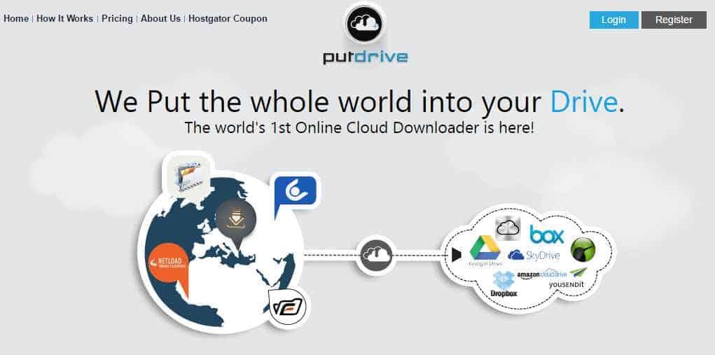 putdrive torrent downloader