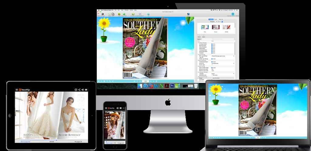 Next flipbook Maker Pro Demo Image