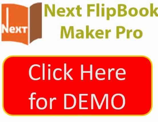 Next flipbook Maker sidebar banner