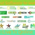 best software to watch live tv online