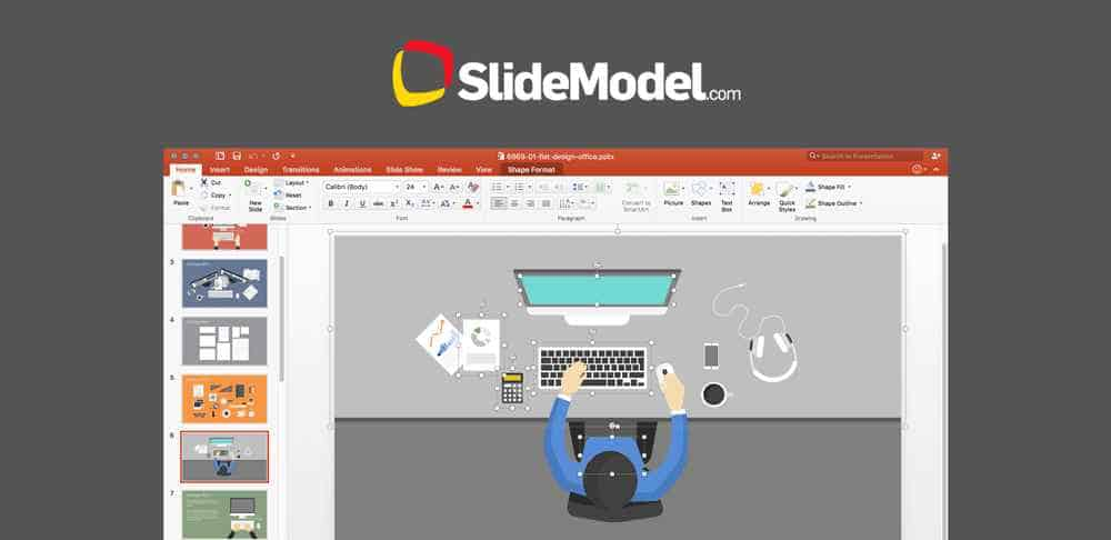 Make Amazing PowerPoint Presentations With SlideModel.com 1
