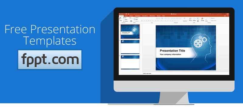 free-presentation-templates