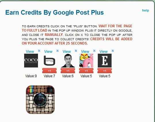 earn-credits-by-google-plus-share