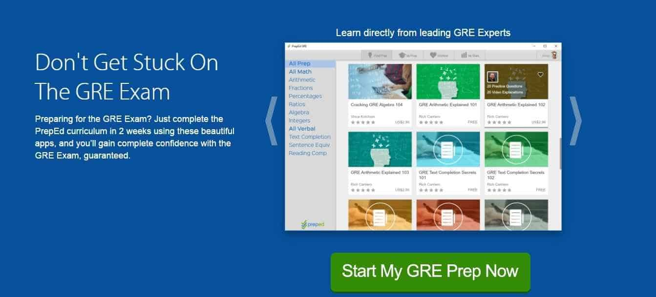 How to Crack GRE/SAT/TOEFL Examinations With PrepEd?