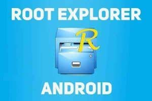 Downoad Root explorer App for android