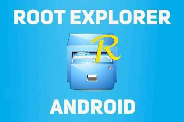 root explorer app for android