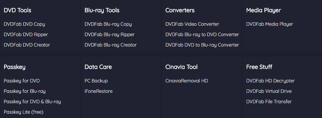 Remove DRM Protection from Video and Audio with DVDFab DRM Removal for Apple