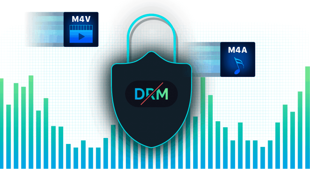 Remove DRM Protection from Video and Audio with DVDFab DRM