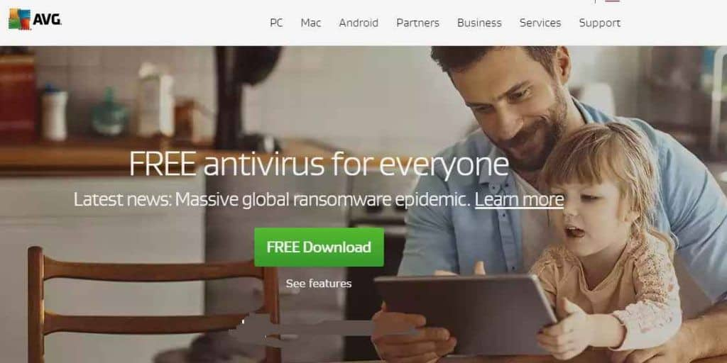 avg free antivirus for everyone