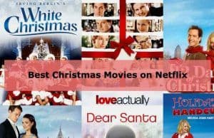Best Christmas Movies on Netflix