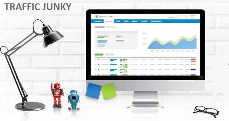 How to use Traffic Junky to get Low cost Organic traffic