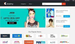 Klaimy Review: Get Discounts On Online Shoppping