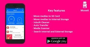Transfer Data Automatically to SD Card Using MoveIt