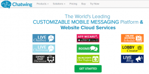 Chatwing Review- A Leading Chat Software in the Business