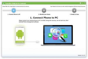 Recover Lost Samsung Contacts with DiskLab for Android